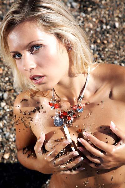 Model Jenni A in Sistante
