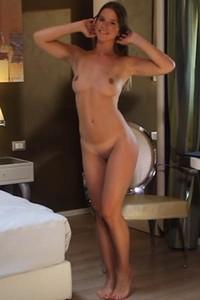 Model Vanesa in The Sexy Tourist