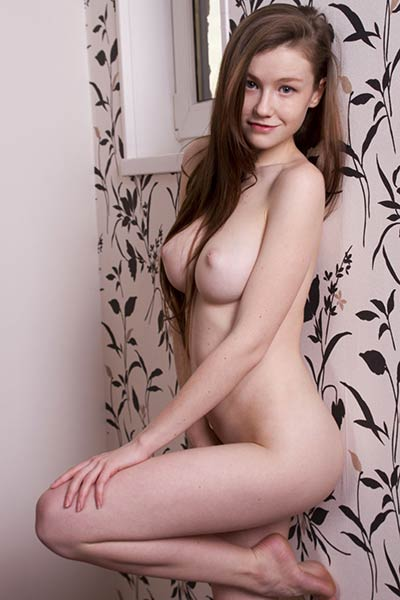 Model Emily Bloom in Nolca